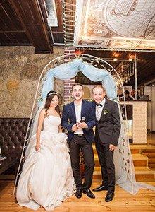 Отзывы ведущий на свадьбу, корпоратив, праздник Алексей 3