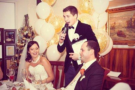 Отзывы о ведущем на свадьбу, корпоратив, праздник Антоне
