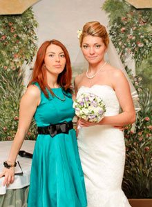 Ведущая на свадьбу, корпоратив, праздник Екатерина