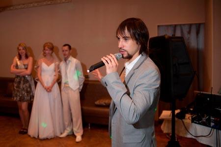 Ведущий на свадьбу, корпоратив, праздник Василий 2