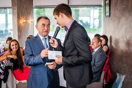 Ведущий на свадьбу, корпоратив, праздник Дмитрий