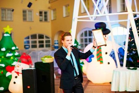 Ведущий на свадьбу, корпоратив, праздник Станислав
