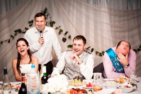 Ведущий на свадьбу, корпоратив, праздник Василий
