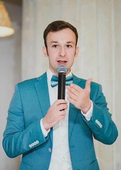 Ведущий на свадьбу Иван