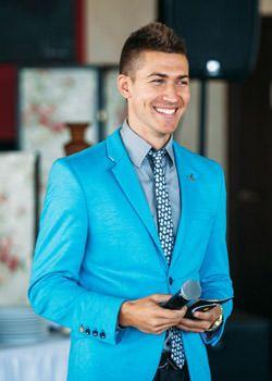 Ведущий на свадьбу Дмитрий