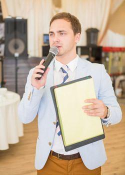 Ведущий на свадьбу Алексей