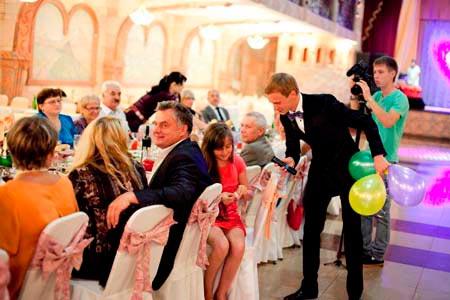 Ведущий на свадьбу, корпоратив, праздник Павел