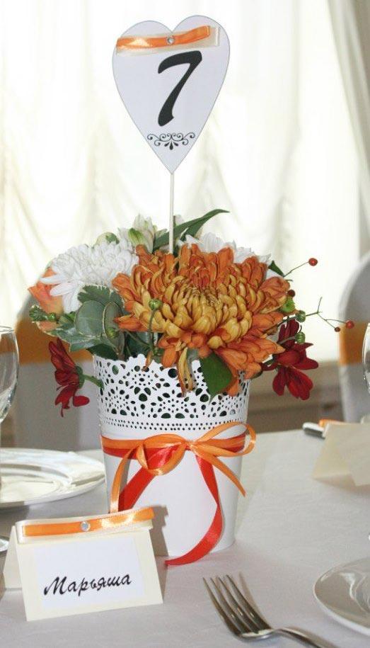 Украшение свадебного зала цены